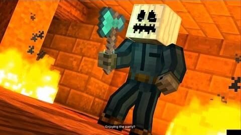 Minecraft Story Mode Counting Stars Music Video