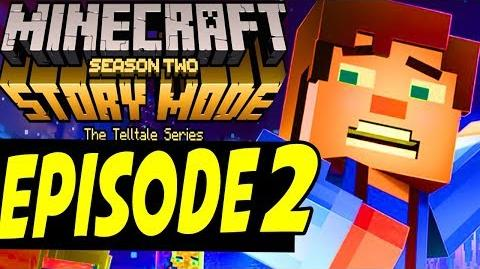 Minecraft Story Mode Season 2 EPISODE 2 Gameplay Trailer