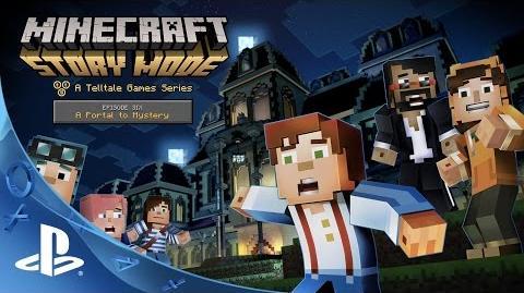 Minecraft Story Mode Episode 6- Launch Trailer