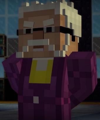 Hadrian Minecraft Story Mode Wiki Fandom