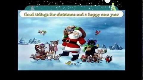 WE WISH YOU A MERRY CHRISTMAS - Crazy frog