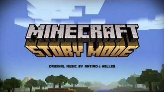 Antimo & Welles - Jitter Official Minecraft Story Mode - Season 1