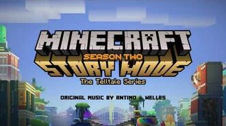 Antimo & Welles - The Admin in Wonderland Official Minecraft Story Mode - Season 2