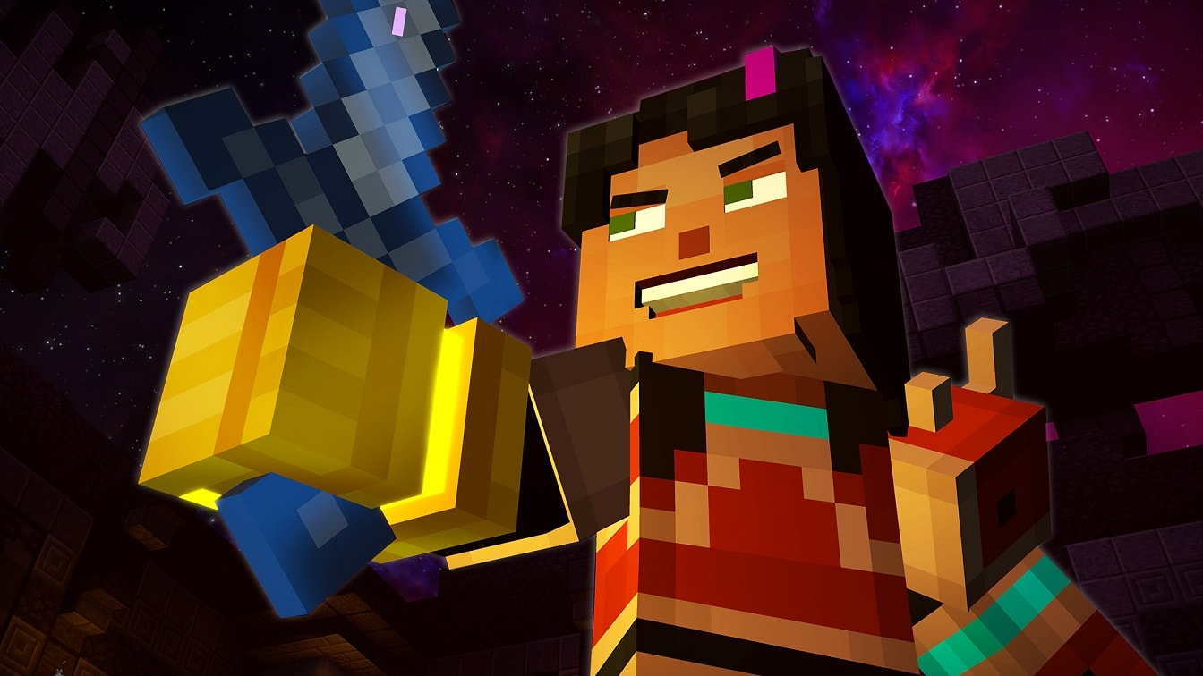 Fred's Gauntlet | Minecraft Story Mode Wiki | FANDOM powered by Wikia