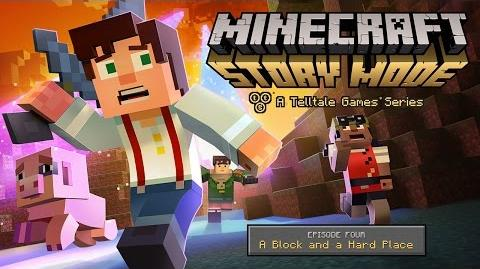 Minecraft Story Mode - Episode 4 'Wither Storm Finale' Trailer-0