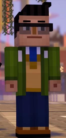 Character List Minecraft Story Mode Wiki Fandom