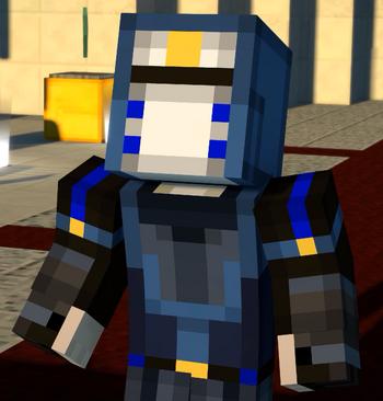 Ninja (Masked)