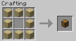 Minecraft-Chest-Crafting-Recipe