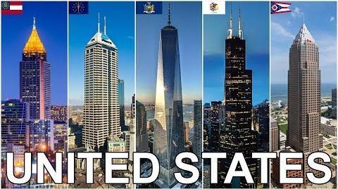 Tallest Buildings in Each U.S