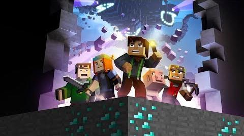 Official Minecraft Story Mode Netflix Trailer
