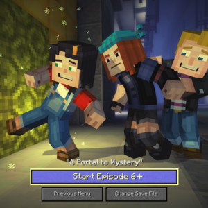 User Blog Order Of The Female Jesse Minecraft Story Mode Season 1 Episode 6 My Gameplay Walkthrough 2019 Minecraft Story Mode Wiki Fandom