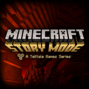 Minecraft Story Mode Square Icon