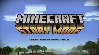 Antimo & Welles - Witches Official Minecraft Story Mode - Season 1