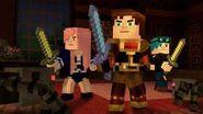 Mcsm ep6 Jesse, Lizzie, & DanTDM.png