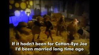 Rednex - Cotton Eye Joe (Official Lyric Video) HD
