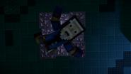 Vos falling down