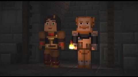 Minecraft Story Mode Season 1 Episode 4 Chapter 4