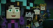 Mcsm ep6 Jesse, Lukas, Petra, & Ivor Mansion