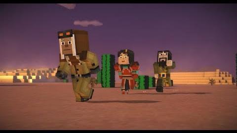 Minecraft Story Mode Season 1 Episode 7 Chapter 3