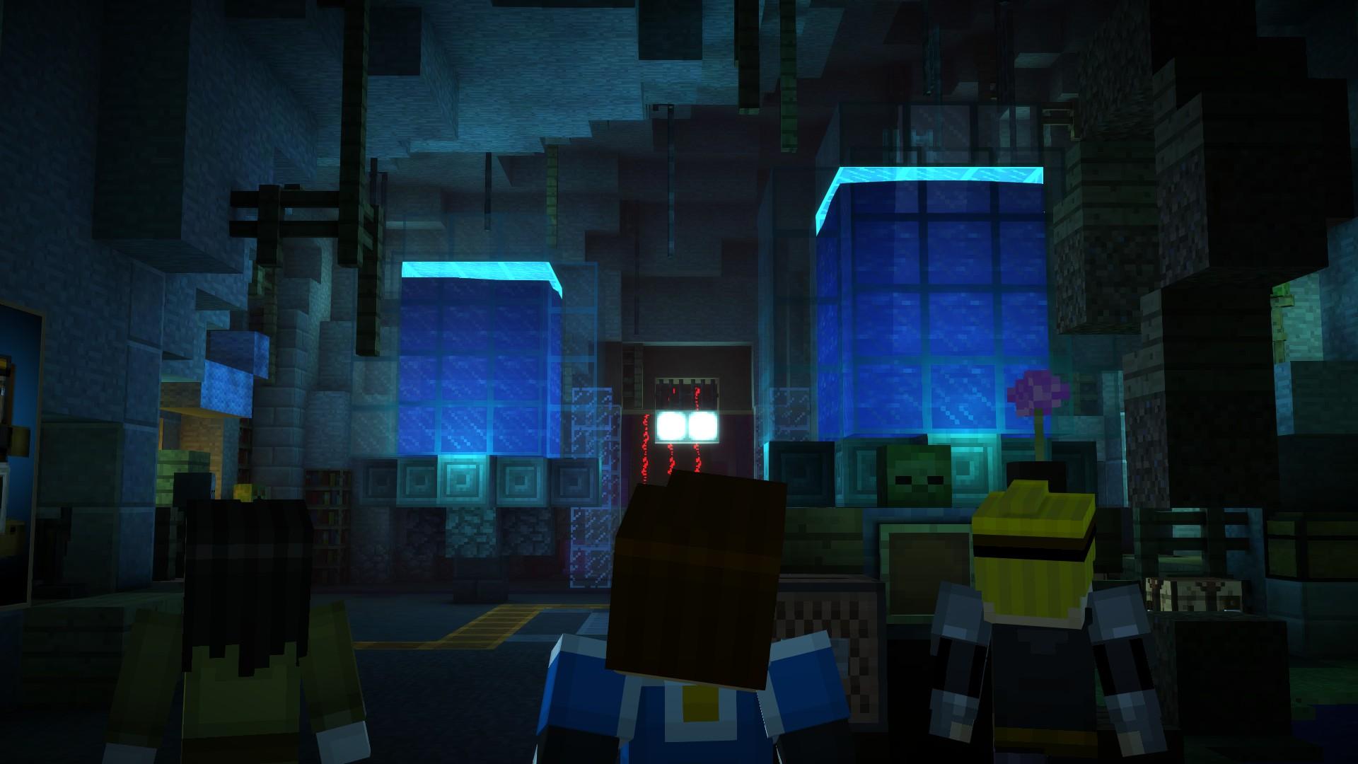Harper S Secret Laboratory Minecraft Story Mode Wiki Fandom