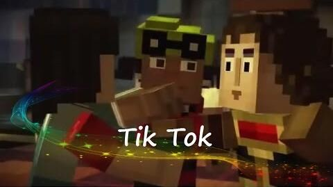 MCSM Girls - Tik Tok Minecraft Story Mode