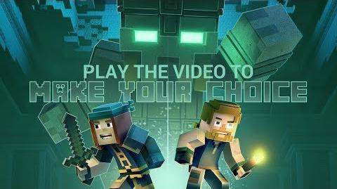 CRAFT YOUR OWN ADVENTURE! Minecraft Story Mode - Season Two