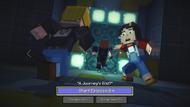 Minecraft Story Mode Season 1 Episode 8