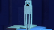 Icy Ender Creeper 2