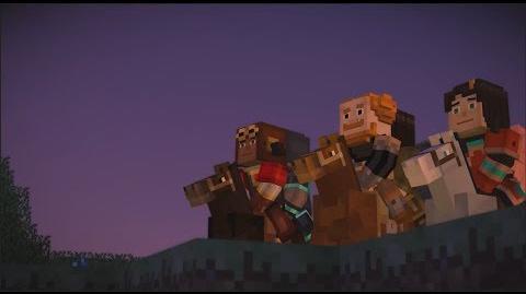 Minecraft Story Mode Season 1 Episode 4 Chapter 5