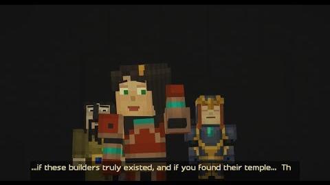 Minecraft Story Mode Season 1 Episode 8 Chapter 1