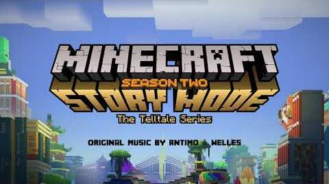 Antimo & Welles - Jack's Lament -Official Minecraft- Story Mode - Season 2-