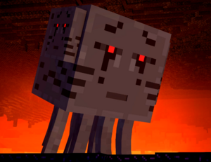 minecraft ghast coloring pages - giant ghast minecraft story mode wiki fandom powered
