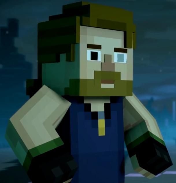Minecraft Craft Steel