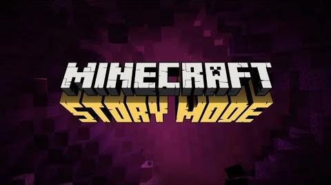 Minecraft Story Mode Episode 4 Official Netflix Teaser Trailer