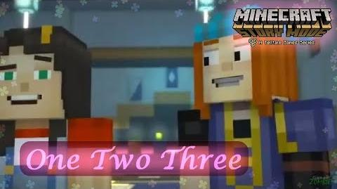MCSM Girls - One Two Three Minecraft Story Mode
