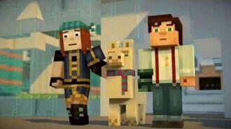Minecraft Story Mode - Season Two - EXCLUSIVE SNEAK PEEK