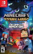 Minecraft Story Mode (Switch - NA)