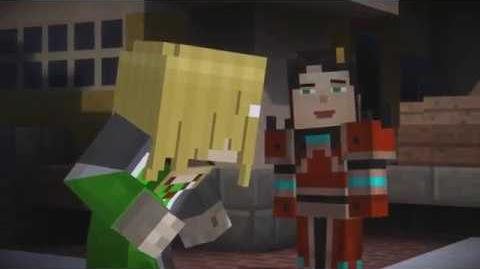 Minecraft Story Mode Season 1 Episode 8 Chapter 2