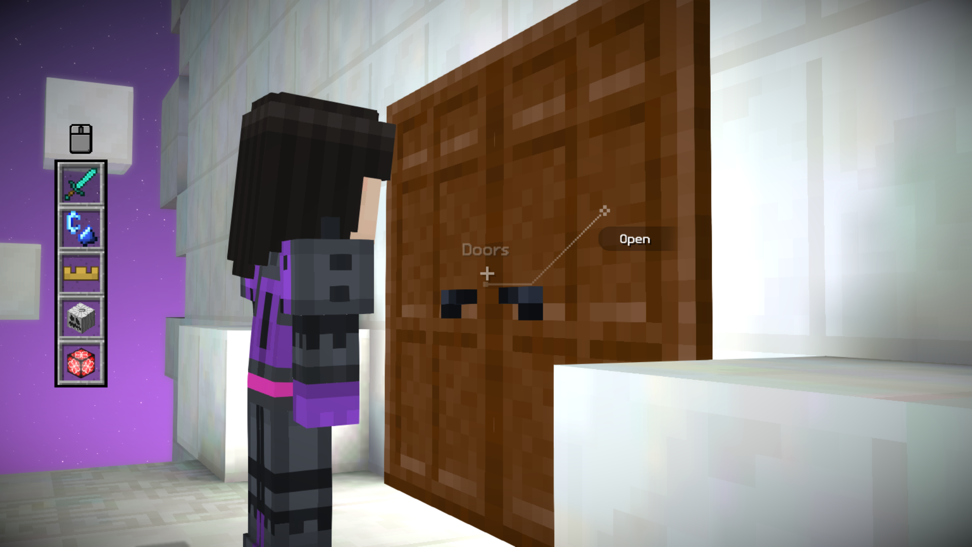 Doors.png & Image - Doors.png   Minecraft Story Mode Wiki   FANDOM powered by ...