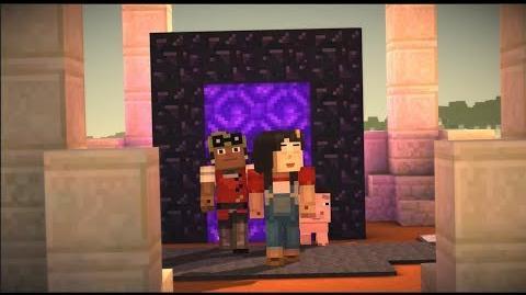 Minecraft Story Mode Season 1 Episode 2 Chapter 2