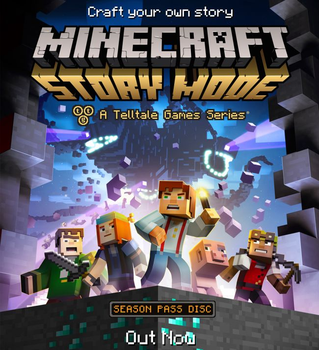 Season Pass Season One Minecraft Story Mode Wiki Fandom