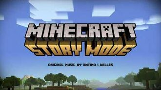 Antimo & Welles - Aiden in Skyland Official Minecraft Story Mode - Season 1