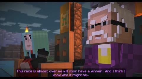 Minecraft Story Mode Season 1 Episode 8 Chapter 4