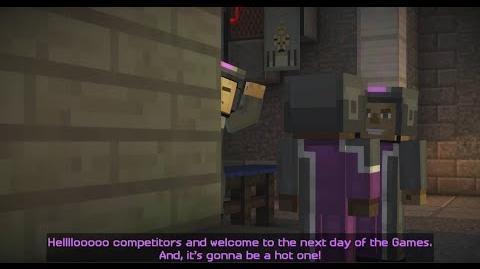 Minecraft Story Mode Season 1 Episode 8 Chapter 3