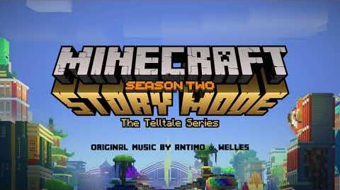 Antimo & Welles - The Lethalest Weapon Official Minecraft Story Mode - Season 2