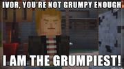 Meme grumpy-lukas