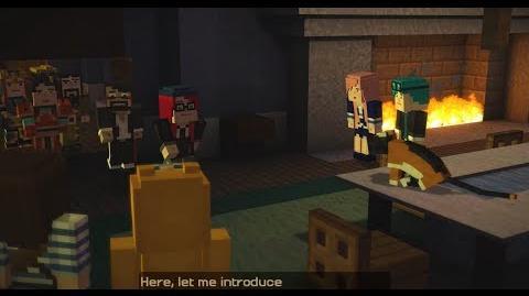 Minecraft Story Mode Season 1 Episode 6 Chapter 2