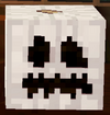 White pumpkin standalone