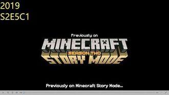 2019 Walkthrough Minecraft Story Mode Season 2 Episode 5 Chapter 1