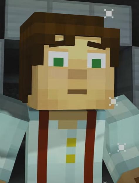 Jesse Minecraft Story Mode Wiki Fandom